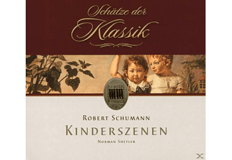 Norman Shetler - Kinderszenen/+ - (CD)