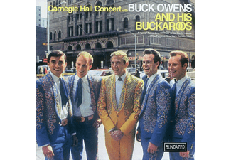 Buck Owens - Carnegie Hall Concert - (CD)