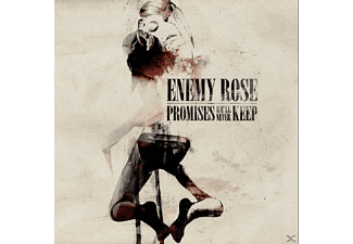 The Enemy, Enemy Rose - Promises we'll never keep - (CD)