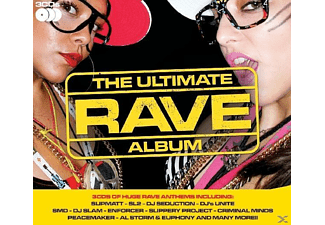 VARIOUS - The Ultimate Rave Album - (CD)