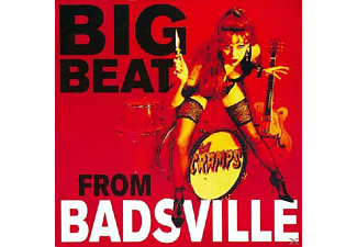 The Cramps - Big Beat From Badsville/Bonus [CD]