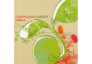 VARIOUS - lemongrass garden vol.1 - (CD)