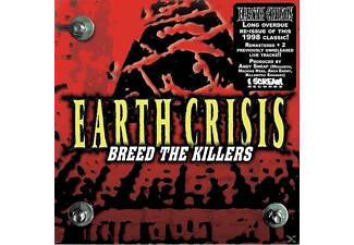 Earth Crisis - Breed The Killers (Reissue) - (CD)