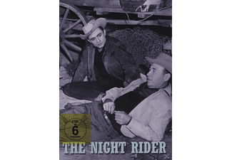 Johnny Cash - The Night Rider - (DVD)