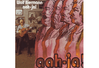 Biermann Wolf - Aah-ja! - (CD)