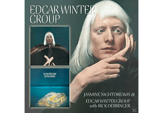 Edgar Winter - Jasmine Nightdreams - Edgar Winter Group With Rick - (CD)