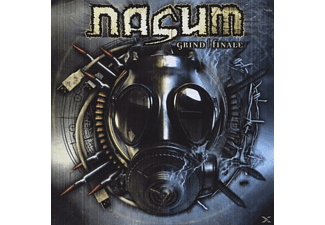 Nasum - Grind Finale (Ltd.Edition) [CD]