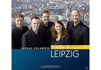 Calmus Sensemble - Made In Leipzig - (CD)