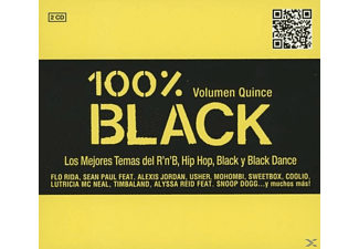 VARIOUS - 100 Percent Black Vol.15 - (CD)