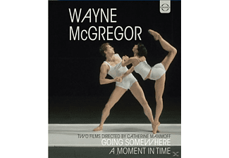 Wayne Mcgregor - Going Somewhere/A Moment In Time - (Blu-ray)