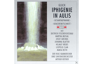 VARIOUS - Iphigenie In Aulis (Ga) - (CD)