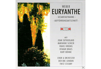 Chor & Orch.Der BBC London - Euryanthe (Ga) - (CD)