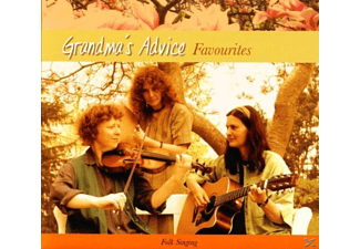 Grandma's Advice - Favourites [CD]