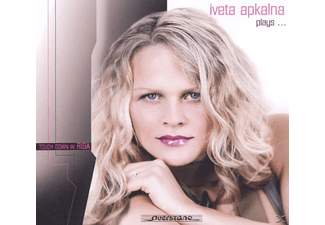 Iveta Apkalna - Touch Down In Riga - (CD)