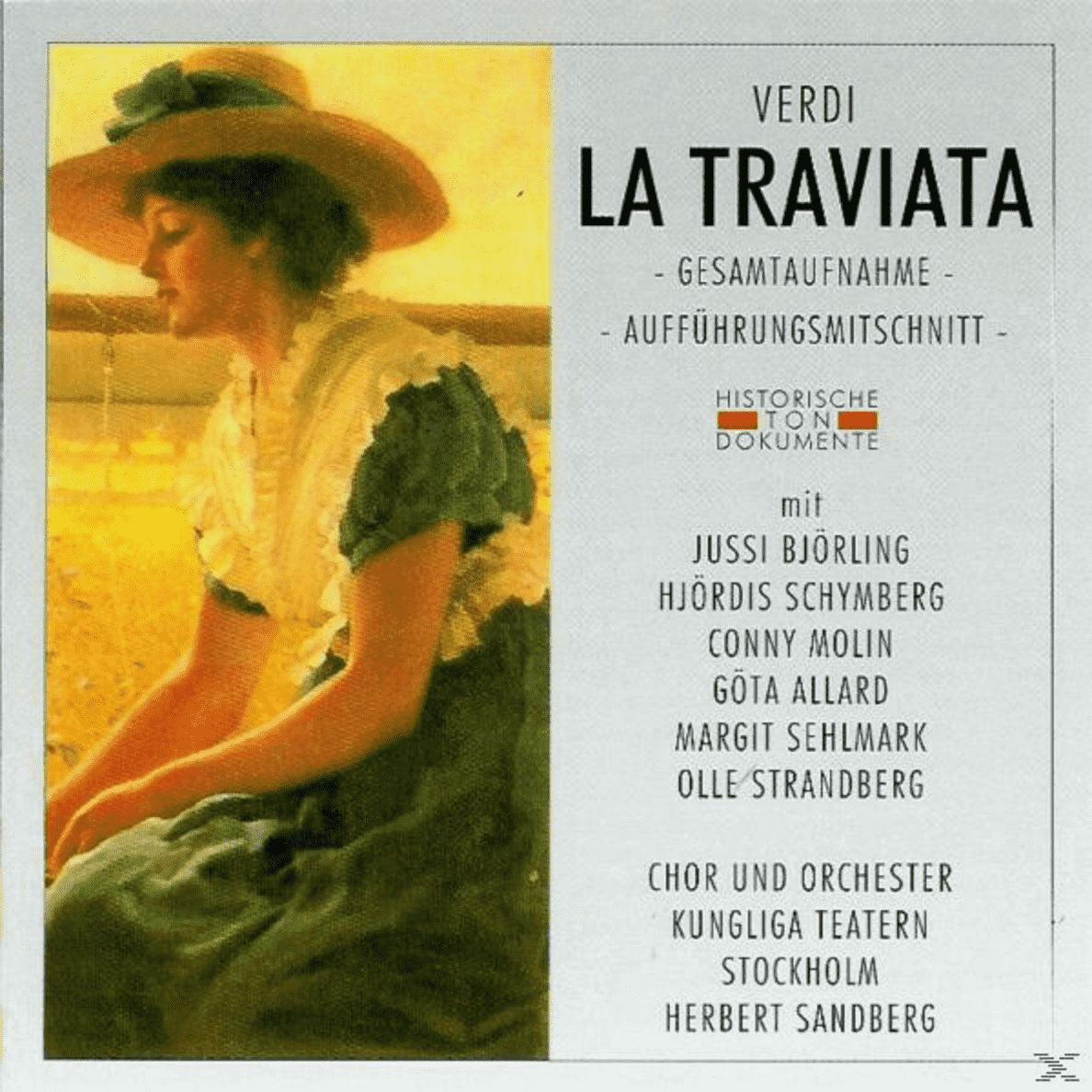 Chor - La Traviata - (CD)
