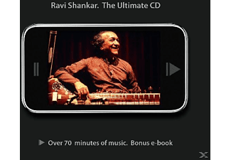 Ravi Shankar - Ravi Shanker. The Ultimative Cd - (CD EXTRA/Enhanced)