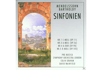 Susan Graham - Sinfonien - (CD)