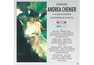 ORCH.D.BAYER.RUNDFUNKS - Andrea Chenier-Mp 3 Oper - (MP3-CD)