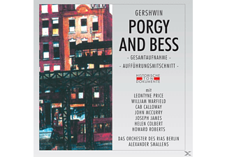 ORCH.D.RIAS BERLIN - Porgy And Bess - (CD)