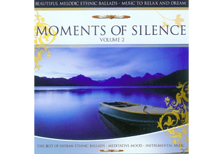 VARIOUS - Moments Of Silence Vol.2 - (CD)
