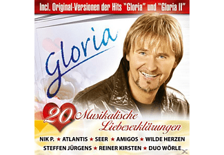 VARIOUS - Gloria-20 Musikal.Liebeserk - (CD)