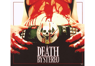Death By Stereo - Death Is My Only Friend - (CD)