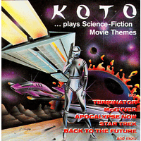 Koto - ...Plays Science-Fiction Movie Themes [CD]