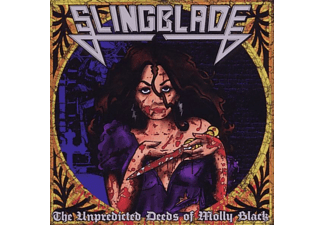 Slingblade - The Unpredicted Deeds Of Molly Black - (CD)