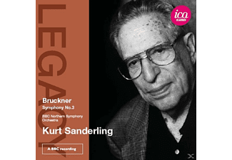 Kurt & Bbc Northern So Sanderling - Sinfonie No.3 - (CD)