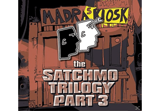 The Satchmo Trilogy Part 3/Auf Dem Planeten Touret - 1 CD - Hörbuch
