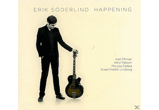 Erik Söderlind - Happening - (CD)