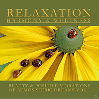 VARIOUS - Atmospheric Dreams Vol.1 [CD]