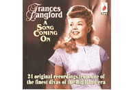 Frances Langford - A Songs Coming On [CD]