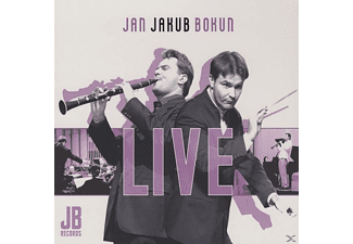 Jan Jakub Bokun - Jan Kakub Bokun Live - (CD)