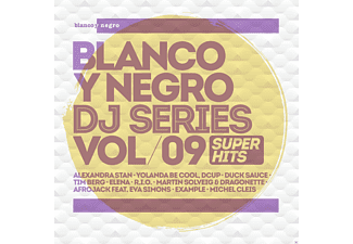 Variuos - Blanco Y Negro DJ Series Vol.9 - (CD)