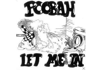 Poobah - Let Me In - (CD)