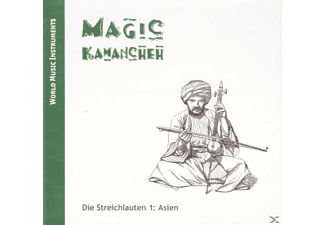 VARIOUS - Magic Kamancheh - (CD + DVD)