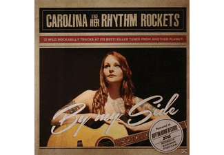 Carolina/Her Rhythm Rockets - By My Side - (CD)