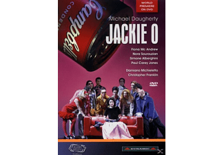 MCANDREW/SOUROUZIAN/JONES/FRANKLIN/ALBERGHINI - Jackie O [DVD]