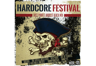 VARIOUS - Hardcore Festival Vol.1 - (CD)