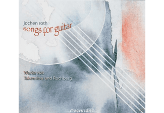 Jochen Roth - Songs For Guitar - (CD)