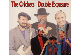 The Crickets - Double Exposure - (CD)
