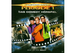 VARIOUS - (T)Raumschiff Surprise-Periode 1-Comedy Hörspiel - (CD)