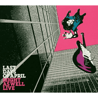 Last Days Of April - Might As Well Live/Lim.Edit. [CD]