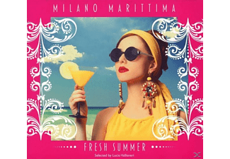 VARIOUS - Milano Marittima Fresh Summer 2014 - (CD)