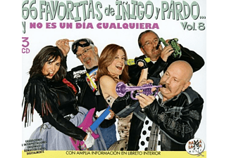VARIOUS - Las 66 Favoritas De Inigo Y Pardo Vol.8 [CD]