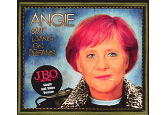 J.B.O. - Angie-Quit Living On Dreams - (CD)