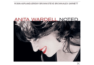 Anita Wardell - Noted - (CD)