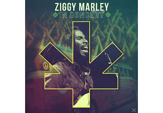 Ziggy Marley - In Concert - (CD)