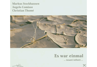 Markus & Angelo Comiss Stockhausen, Stockhausen, Markus / Comisso, Angelo / Thomé, Christian - Es war einmal - (CD)